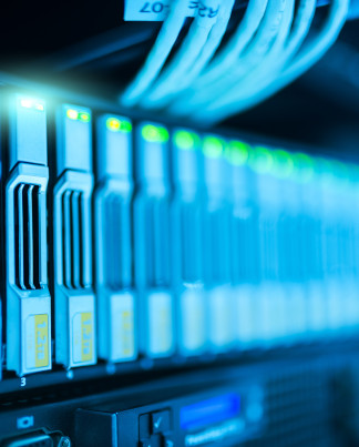 Image of a server